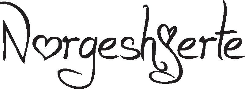 Norgeshjerte logo