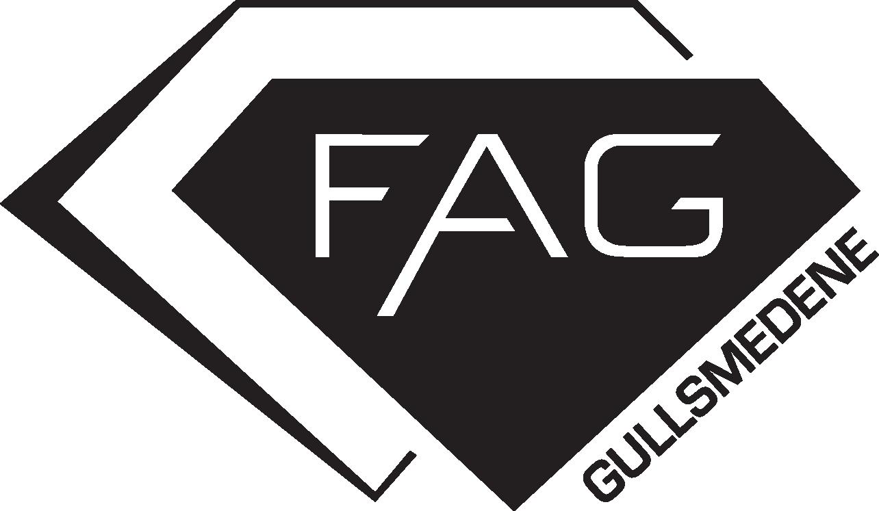 FAGgullsmedene logo
